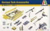 Italeri 6424 - German Tank Accessories