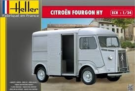 Heller 80768 - Citroën Fourgon Type H