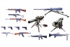 Italeri 6421 - Modern Light Weapons Set