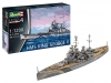 Revell 05161 HMS King George