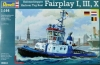 Revell 05213 - Fairplay I, III, X