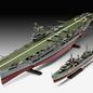 Revell 05149 - Ark Royal + Tribal