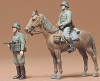 Tamiya 35053 - Wehrmacht Mounted Infantry Set