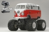 Tamiya 57826 - VW T1 Wheelie