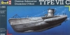 Revell 05093 - Deutsches U-Boot TYPE VII C